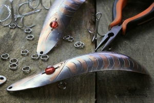 spoon lure for pike mors